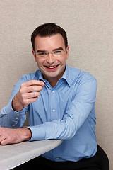 Michael Hübner will über die umstrittenen Straßenbauanliegerbeiträge in Dorsten informieren